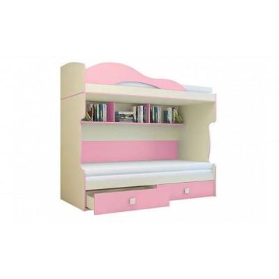 Кровать-тахта Радуга Фламинго