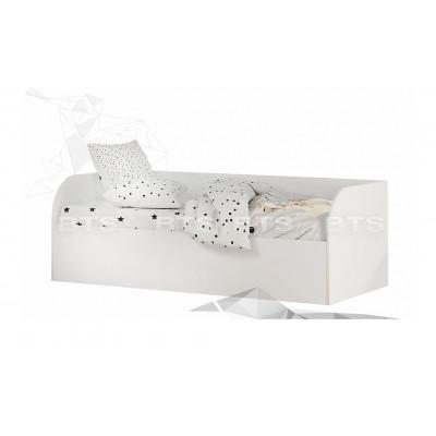 Кровать детская Трио (с подъмным механизмом) КРП-01 от производителя BTS мебель
