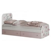 Кровать с ящиками Малибу