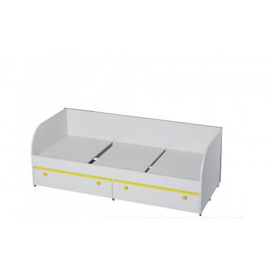 Кровать с ящиками КР-01 Мамба от производителя BTS мебель