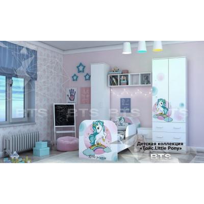 Детская Тойс. Little Pony от производителя BTS мебель