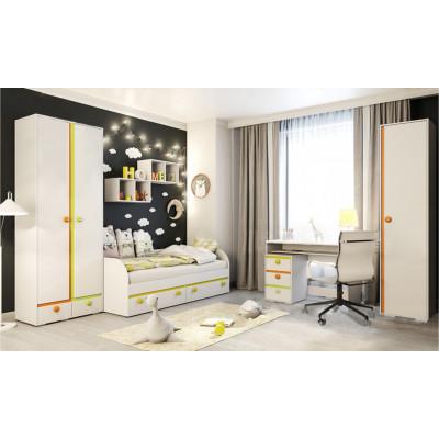 Детская Мамба вариант 4 от производителя BTS мебель