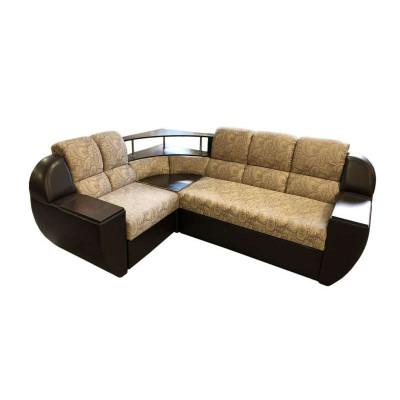 Угловой диван «Сенатор» от производителя Валенсия