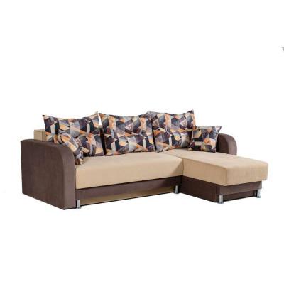 Угловой диван «Версаль II» от производителя Валенсия