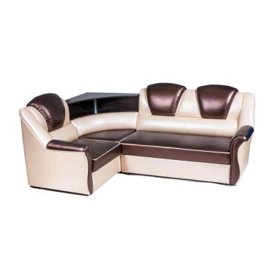 Угловой диван «Европа III» от производителя Валенсия