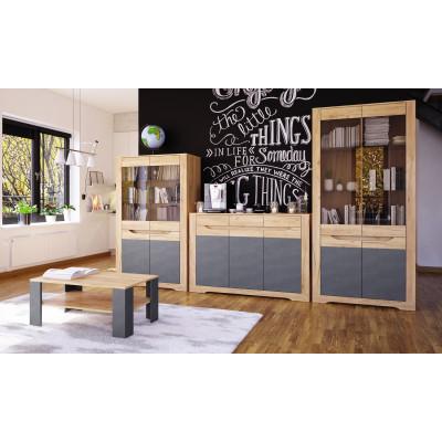 Гостиная Римини вариант 1 от производителя Браво Мебель