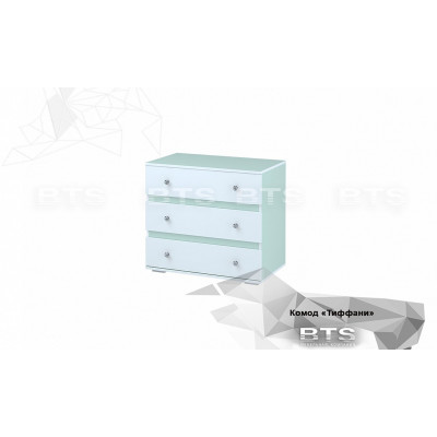Комод Тиффани КМ-07 от производителя BTS мебель