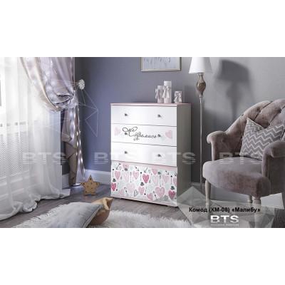Комод Малибу от производителя BTS мебель