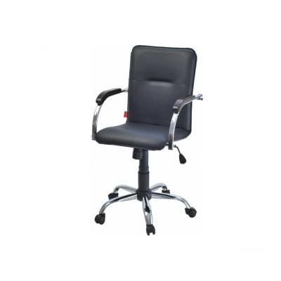 Кресло для руководителя Самба G черный от производителя Фабрикант