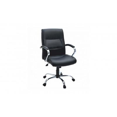 Кресло для руководителя Стинг черный