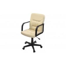 Кресло для руководителя Чери А кремовый