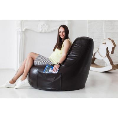 """Кресло """"Комфорт"""", brown от производителя Pufikoff"""