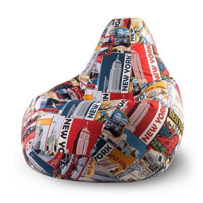 """Кресло-мешок """"Нью-Йорк"""" Размер-XXL от производителя"""