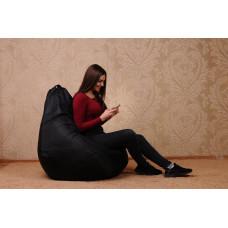 """Кресло-мешок """"Блек"""" Размер-L"""