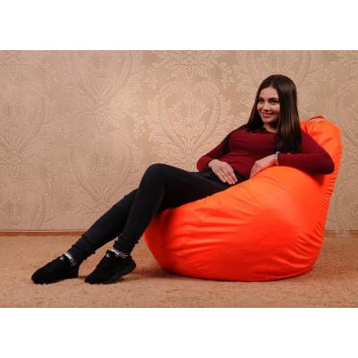 "Кресло-мешок""Яркий оранж"" Размер-XXL от производителя"