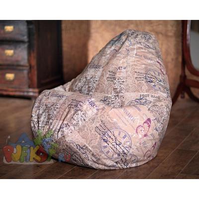 """Кресло-мешок """"Винтаж"""" Размер-XL от производителя"""