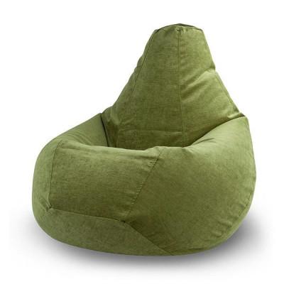 """Кресло-мешок """"Вельвет green"""" Размер-L от производителя"""