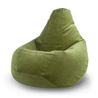 "Кресло-мешок ""Вельвет green"" Размер-XL"
