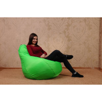 """Кресло-мешок """"Зеленое яблоко"""" Размер-XL"""
