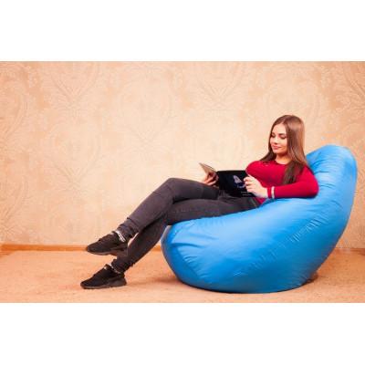 """Кресло-мешок """"Небесно-голубой"""" Размер-XL от производителя"""