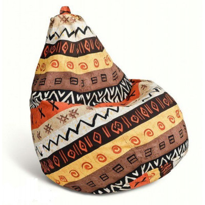 "Кресло-мешок ""Африка"" Размер-XXL от производителя"