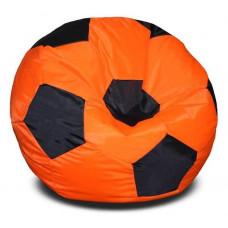 Кресло-мяч (оранж/черный)