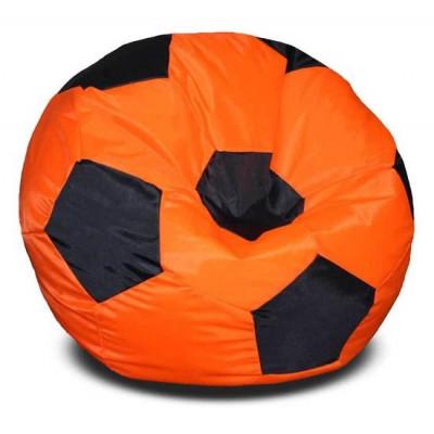 Кресло-мяч (оранж/черный) от производителя