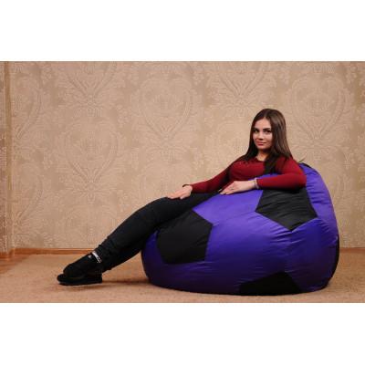 Кресло-мяч (фиолет/черный) от производителя