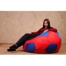 Кресло-мяч (красный/синий)