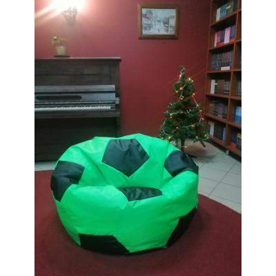 Кресло-мяч (Салатовый/черный) от производителя