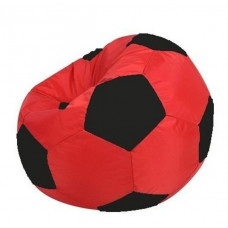 Кресло-мяч , красный/черный