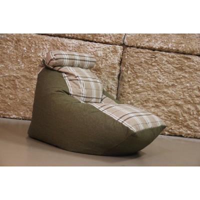 """Кресло """"Трапеция Шотландия"""" от производителя Pufikoff"""
