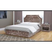 """Кровать с мягким изголовьем """"Беатрис"""""""