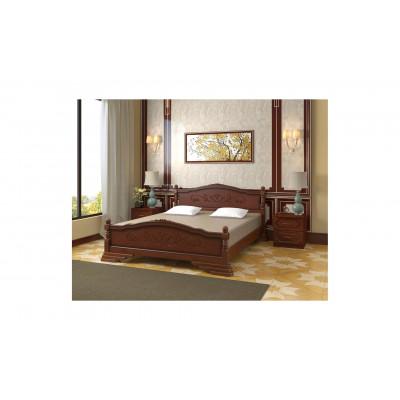 """Кровать """"Карина-3"""" орех"""