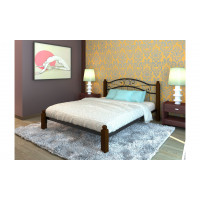 Кровать металлическая Надежда Lux