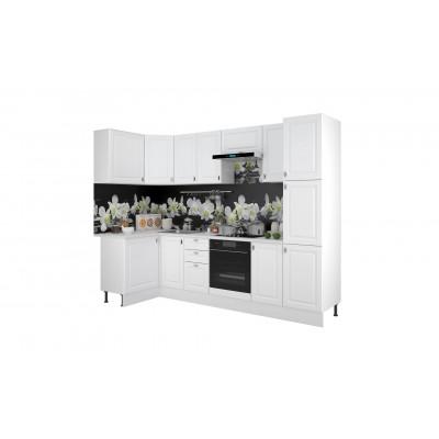 Кухня Ева угловая 2.8х1.2 метра от производителя Горизонт