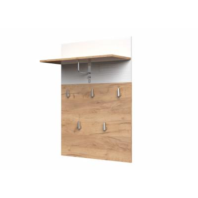 Прихожая Вегас вешалка навесная от производителя Браво Мебель