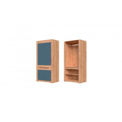 Шкаф распашной ШР-2 Римини от производителя Браво Мебель