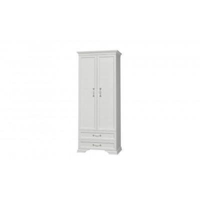 Шкаф Грация ШР-2, 2 ящика без зеркал для гостинной от производителя Браво Мебель