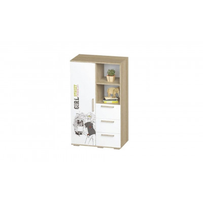 Шкаф многофункциональный Сенди ШК-10