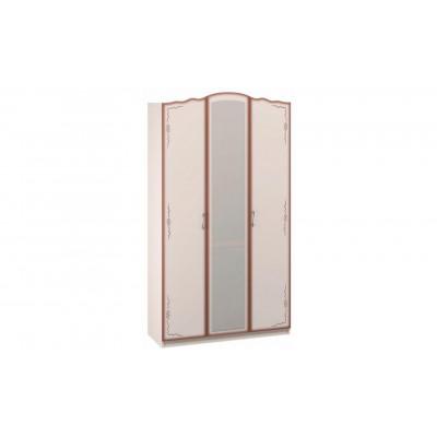 Шкаф ШР-3 Виктория 1 зеркало от производителя Браво Мебель