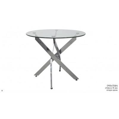 Стол обеденный Норд от производителя Мебель из стекла