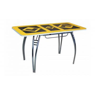 Стол обеденный раздвижной Ромб-2