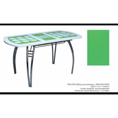 Стол обеденный раздвижной Орион-2 от производителя Мебель из стекла