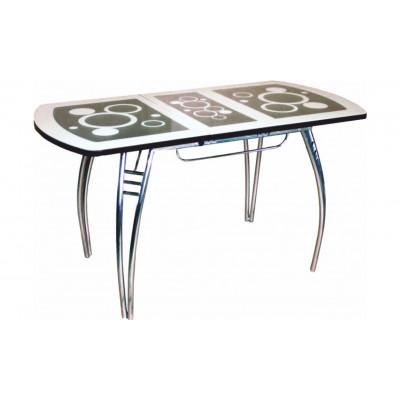 Стол обеденный раздвижной Шары-2