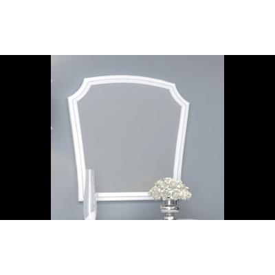 Зеркало настенное Белый жемчуг