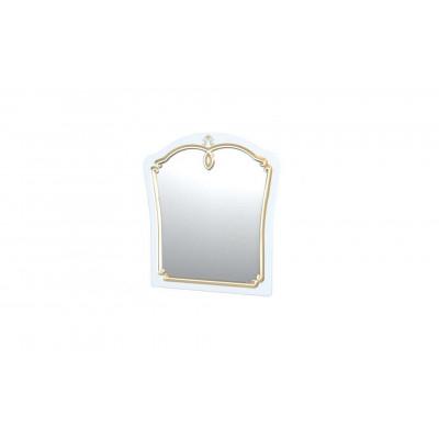 Зеркало Магия белое золото