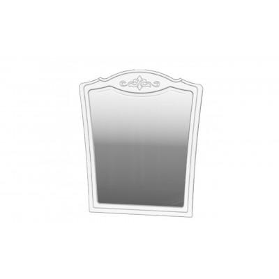 Зеркало настенное Лотос Белый жемчуг