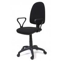 Кресло Престиж черное