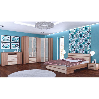Кровать Оливия 1400х2000